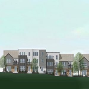 Red Seal Homes is set to break ground on their Vernon Avenue Townhomes in Nashville, in April, 2018.